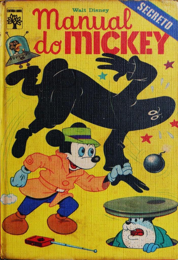 Mickey bom