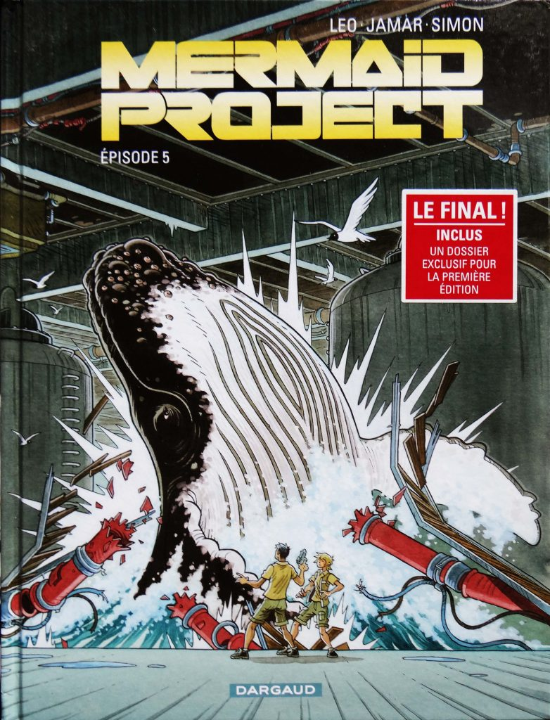 Mermaid Project - Leo - Tome 5