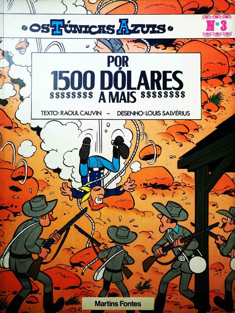 Os Túnicas Azuis 3 - Martins Fontes