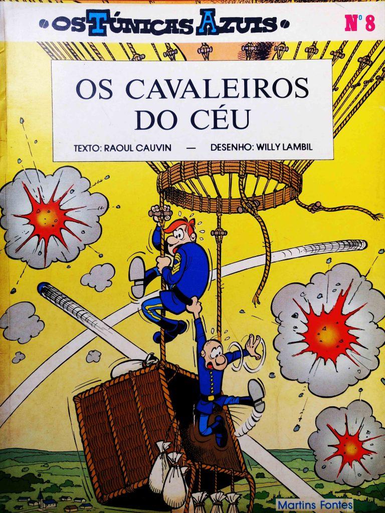 Os Túnicas Azuis 8 - Martins Fontes