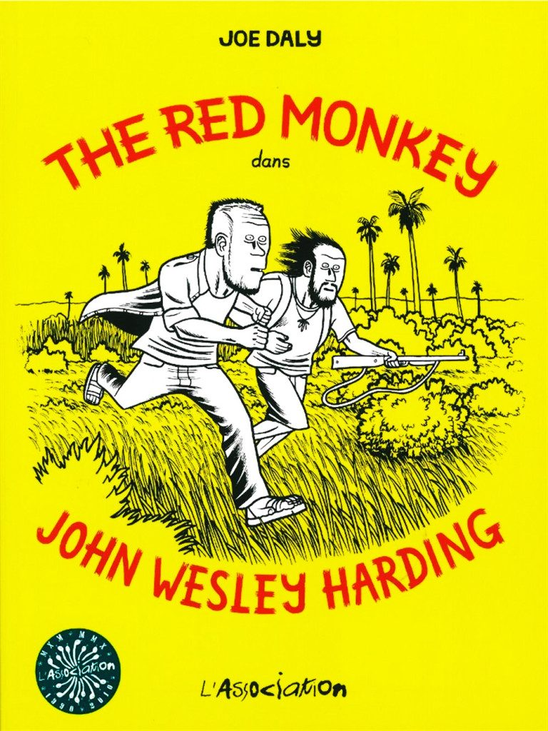 The-Red-Monkey-dnas-John-Wesley-Harding-768x1024