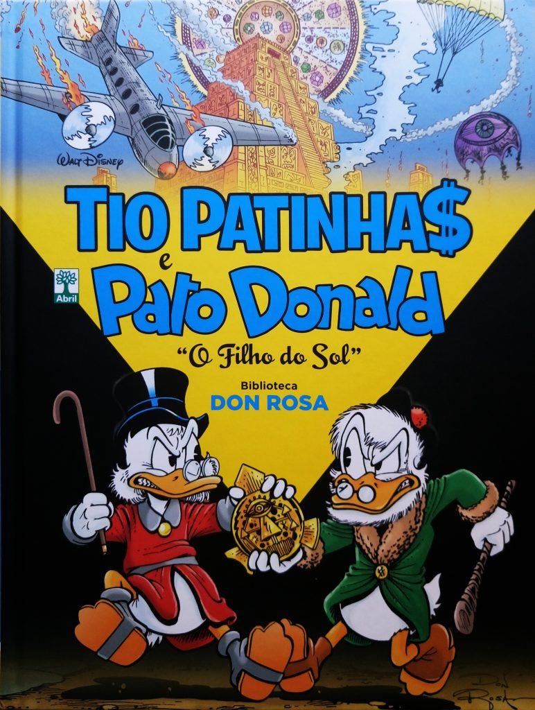 Tio Patinhas e Pato Donald - O Filho do Sol