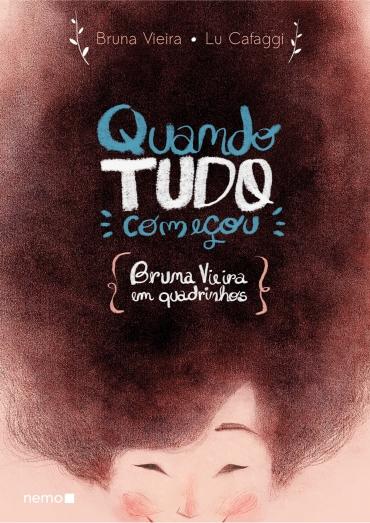 """[NOTÍCIA] Bruna Vieira e Lu Cafaggi estão juntas em """"Quando Tudo Começou"""""""